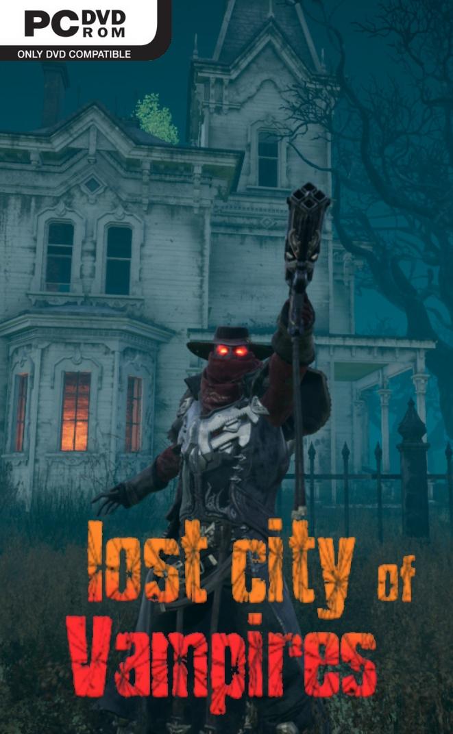 Lost City of Vampires (2019) PC | პირატული