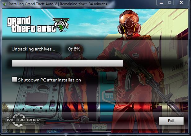 GTA 5 / Grand Theft Auto V [v 1.0.1180.1] (2015) PC | RePack от R.G. Механики