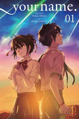 Your Name [Manga / 1-3]