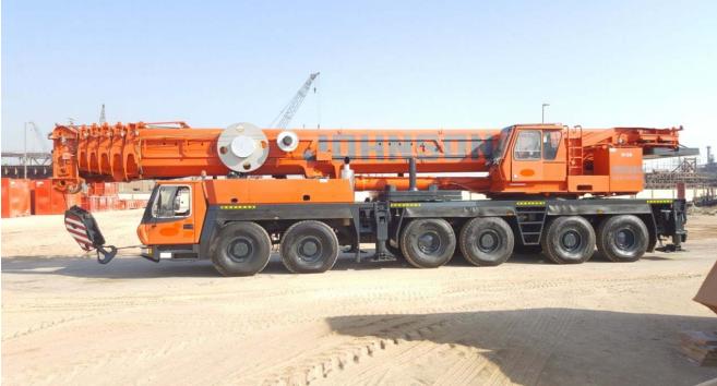Model GROVE GMK 6220L 220 ton 2017-20188. კადრი № 3