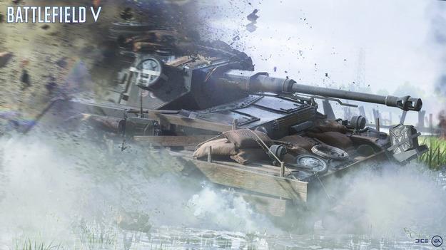 Battlefield V Ufasod