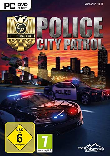 City Patrol: Police (2018) PC