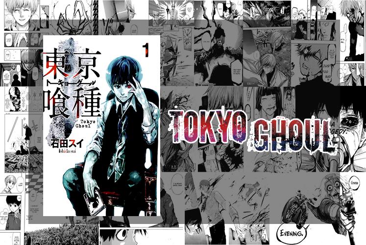 ტოკიოს გოული/Tokyo ghoul