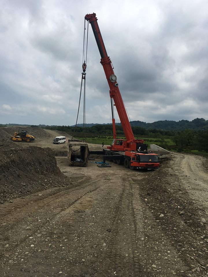 Model GROVE GMK 6220L 220 ton 2017-20188. კადრი № 5