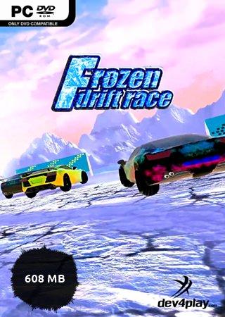 Frozen Drift Race (2017) PC | RePack by qoob