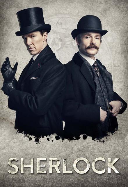 შერლოკი / Sherlock სეზონი 1 ქართულად