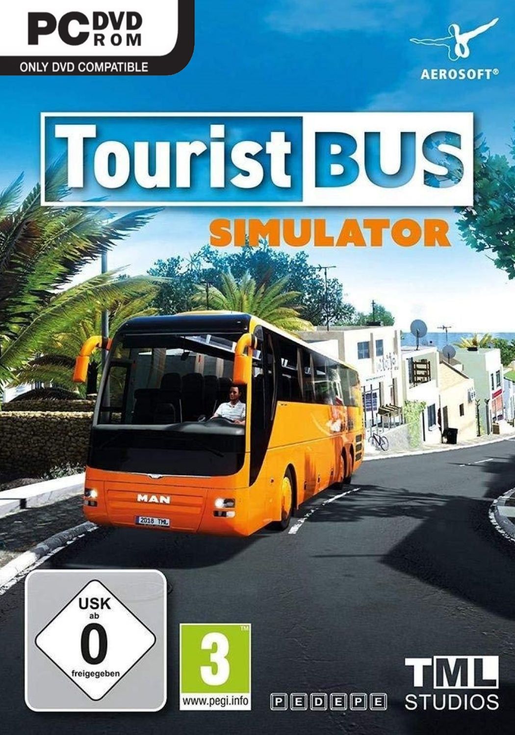 Tourist Bus Simulator (2018) PC
