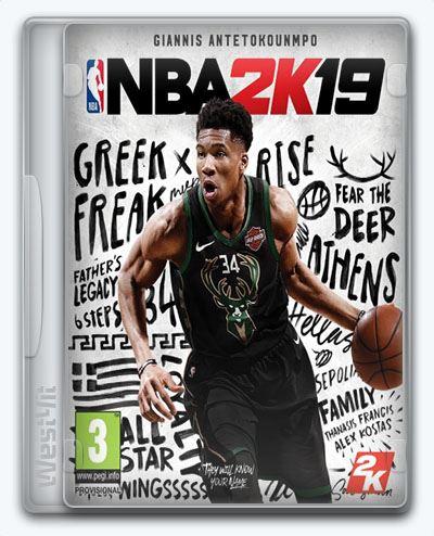 NBA 2K19 (v.1.05) (2018) RePack от xatab
