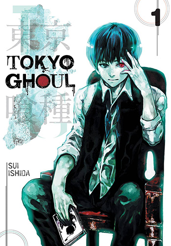 Tokyo Ghoul [Manga / 1-14]