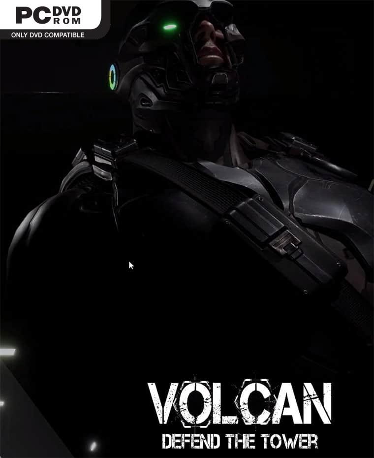 Volcan Defend the Tower (2019) PC | პირატული