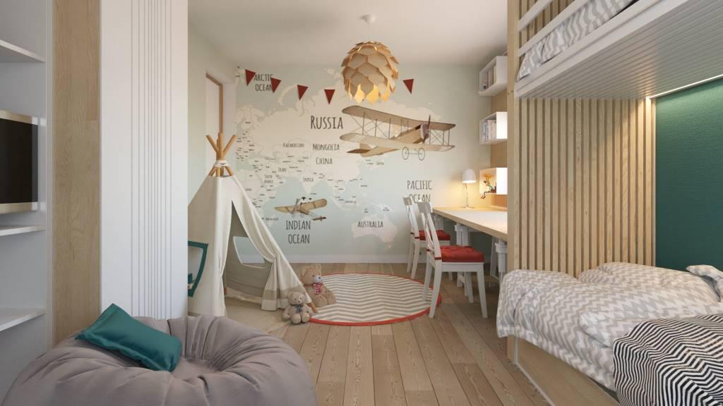 ბავშვების ოთახი