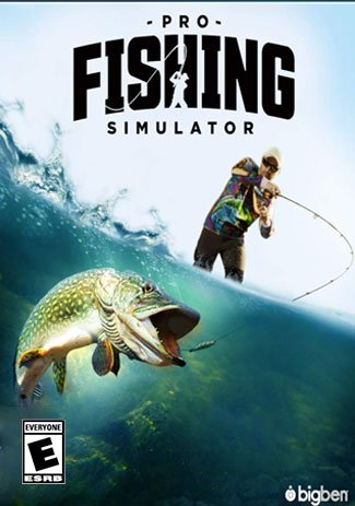 PRO FISHING SIMULATOR (2018) PC