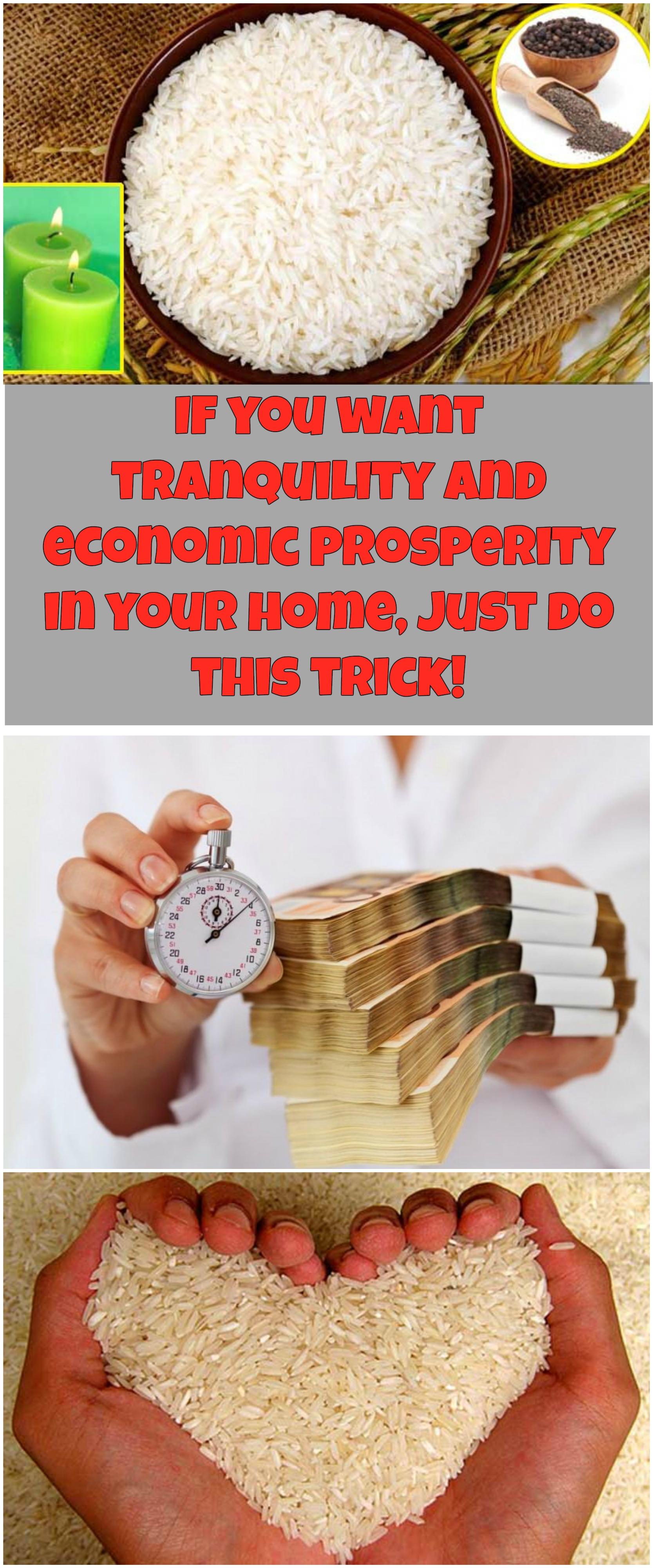 თუ გსურთ თქვენს სახლში სიმშვიდემ და ეკონომიკურმა აღმავლობამ დაისადგუროს, მაშინ სცადეთ აუცილებლად ეს ხრიკი!