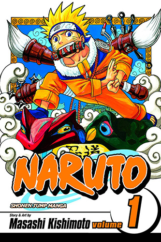 Naruto [Manga / 1-72]