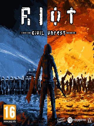 RIOT: Civil Unrest (2019) PC | პირატული