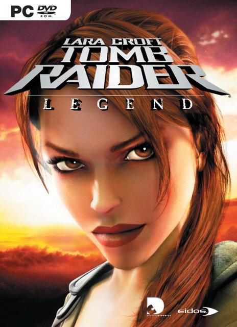 Tomb Raider: Legend (2006) PC