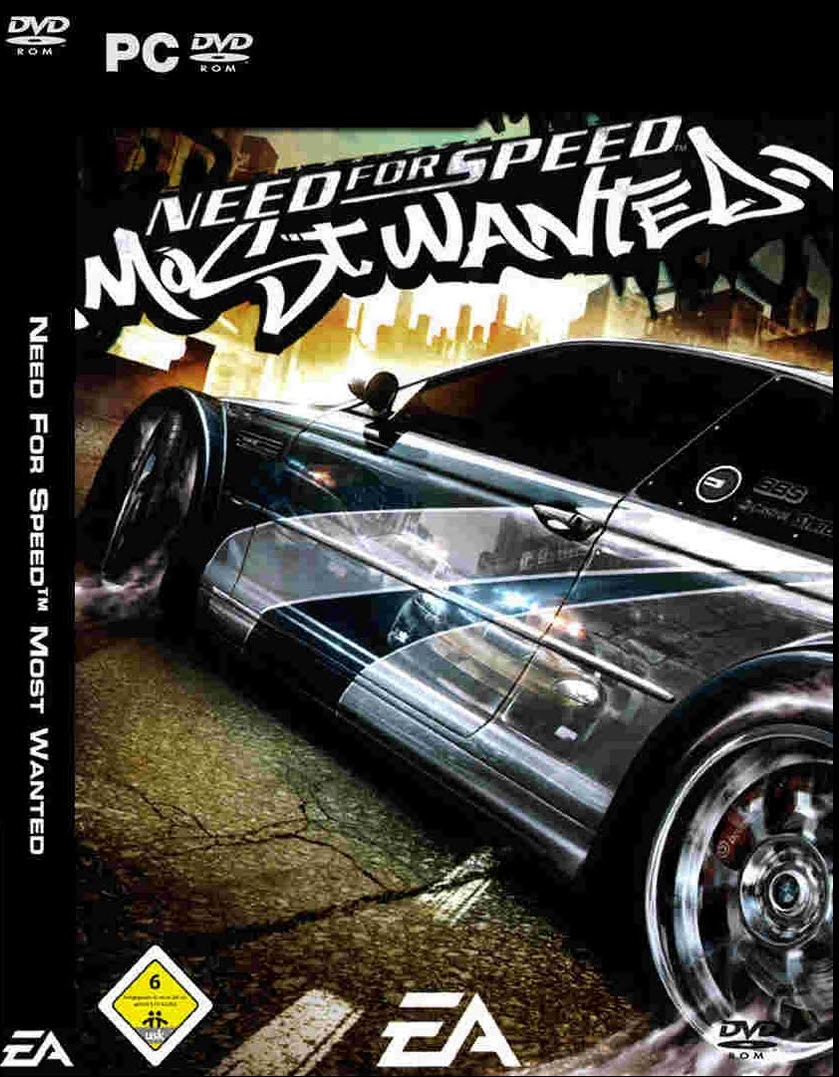 Need For Speed Most Wanted - ქართულად