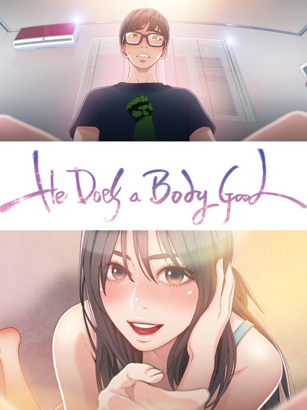 He dose a body good