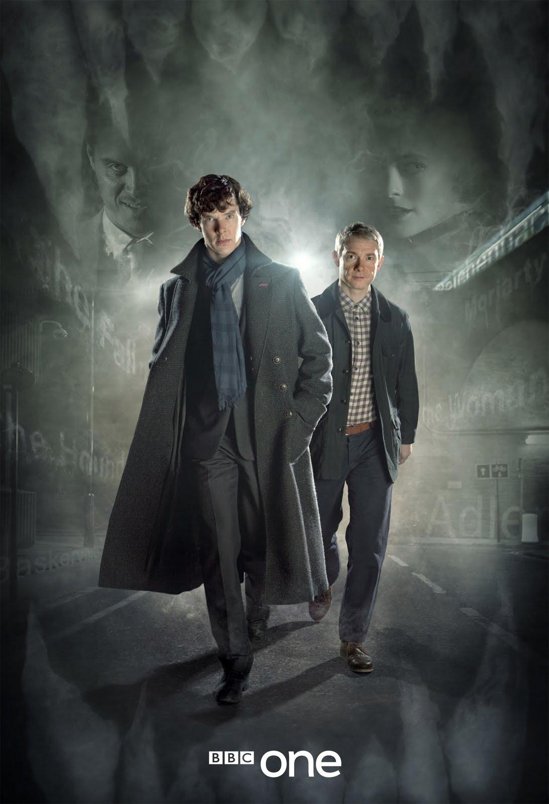 შერლოკი / Sherlock სეზონი 2 ქართულად
