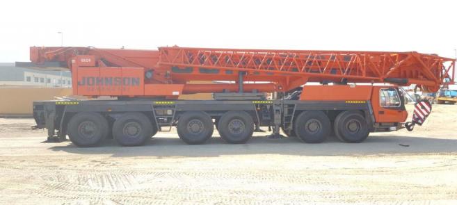 Model GROVE GMK 6220L 220 ton 2017-20188. კადრი № 1