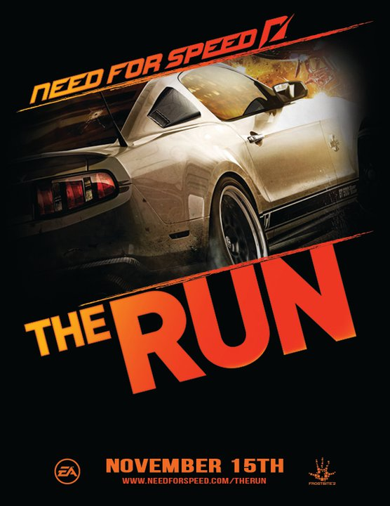 Need for Speed: The Run [v 1.1] (2011) RePack
