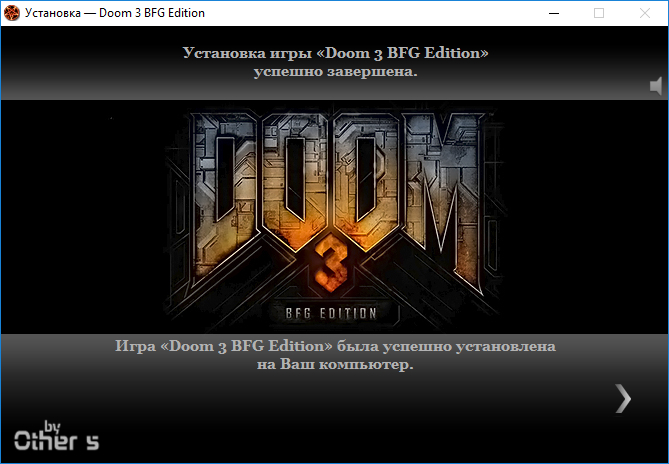Doom 3 BFG Edition (2012) |  Repack By Other s