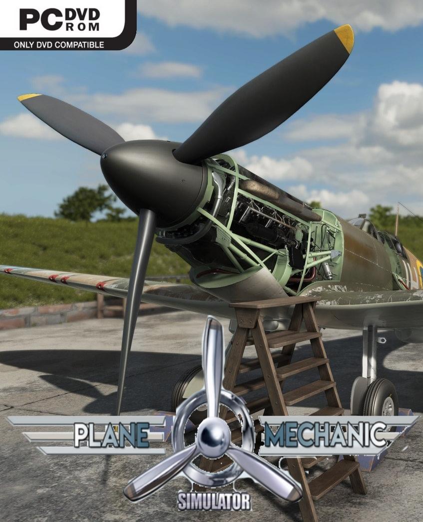 Plane Mechanic Simulator (2019) PC | პირატული