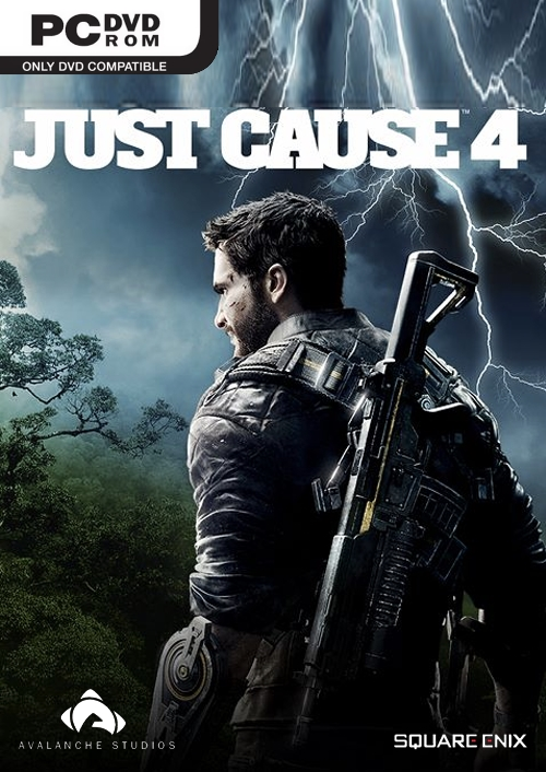 Just Cause 4: Gold Edition (2018) PC | Repack | xatab