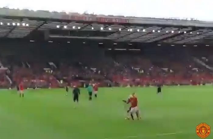 ვიდეო: მატას ბურთის მიღება