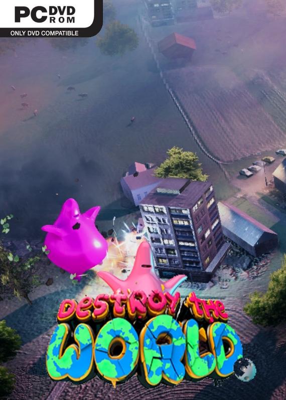 Destroy The World (2019) PC | პირატული