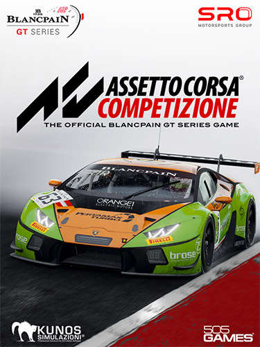 Assetto Corsa Competizione [v 1.7.0 + DLCs] (2019) PC | RePack by R.G. Freedom