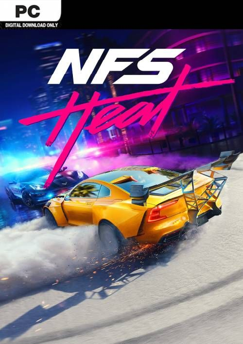 NFS Heat / Need for Speed Heat Deluxe Edition (2019/RUS/RePack от xatab)