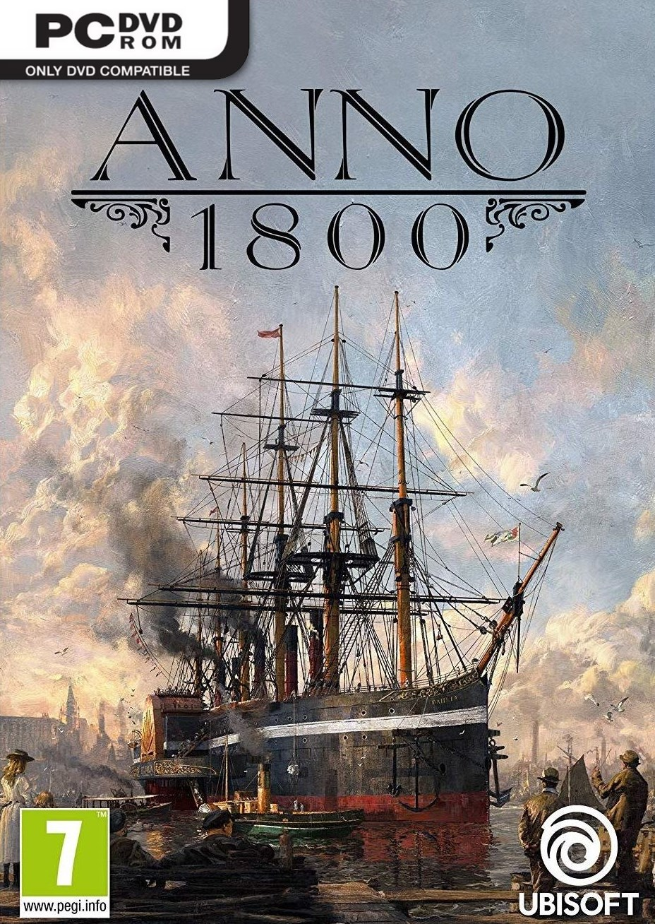 Anno 1800 - Deluxe Edition (2019) PC | RePack By xatab