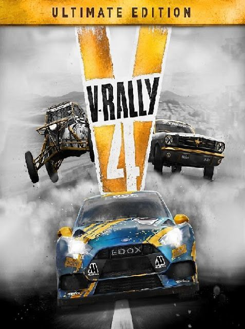 V-Rally 4: Ultimate Edition (2018) PC