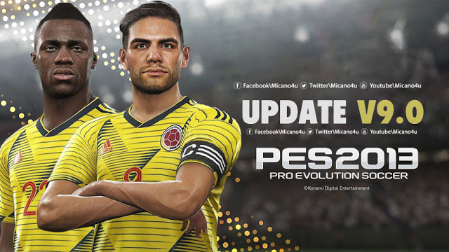 PES 2013 Next Season Patch 2019 Update v9.0 Final