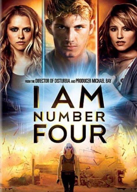 მე ვარ ნომერი ოთხი