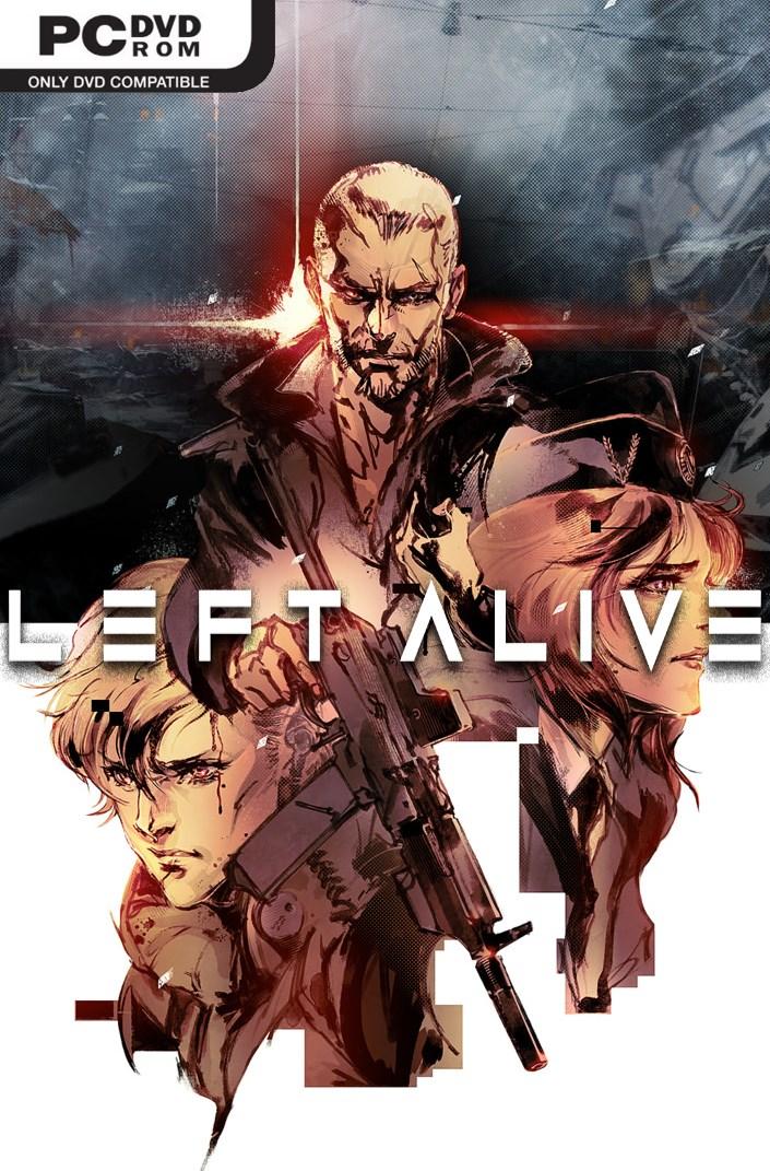 LEFT ALIVE (2019) PC | პირატული