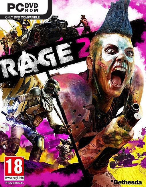 RAGE 2 [Update 1] (2019) PC | RePack By xatab