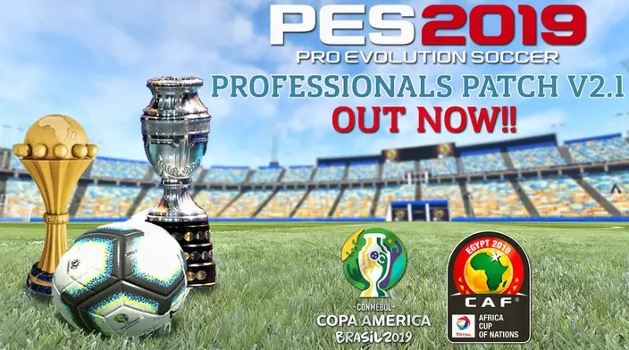 PES 2019 Professionals Patch Update 2.1 Released
