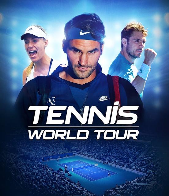 Tennis World Tour (2018) PC
