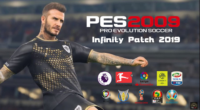 PES 2009 Infinity Patch 2019