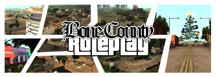 Bone Country Role Play [OLD GM]