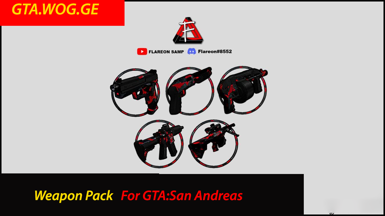 [GTA.WOG.GE] Nightmare Gunpuck FOR GTA:SAN ANDREAS