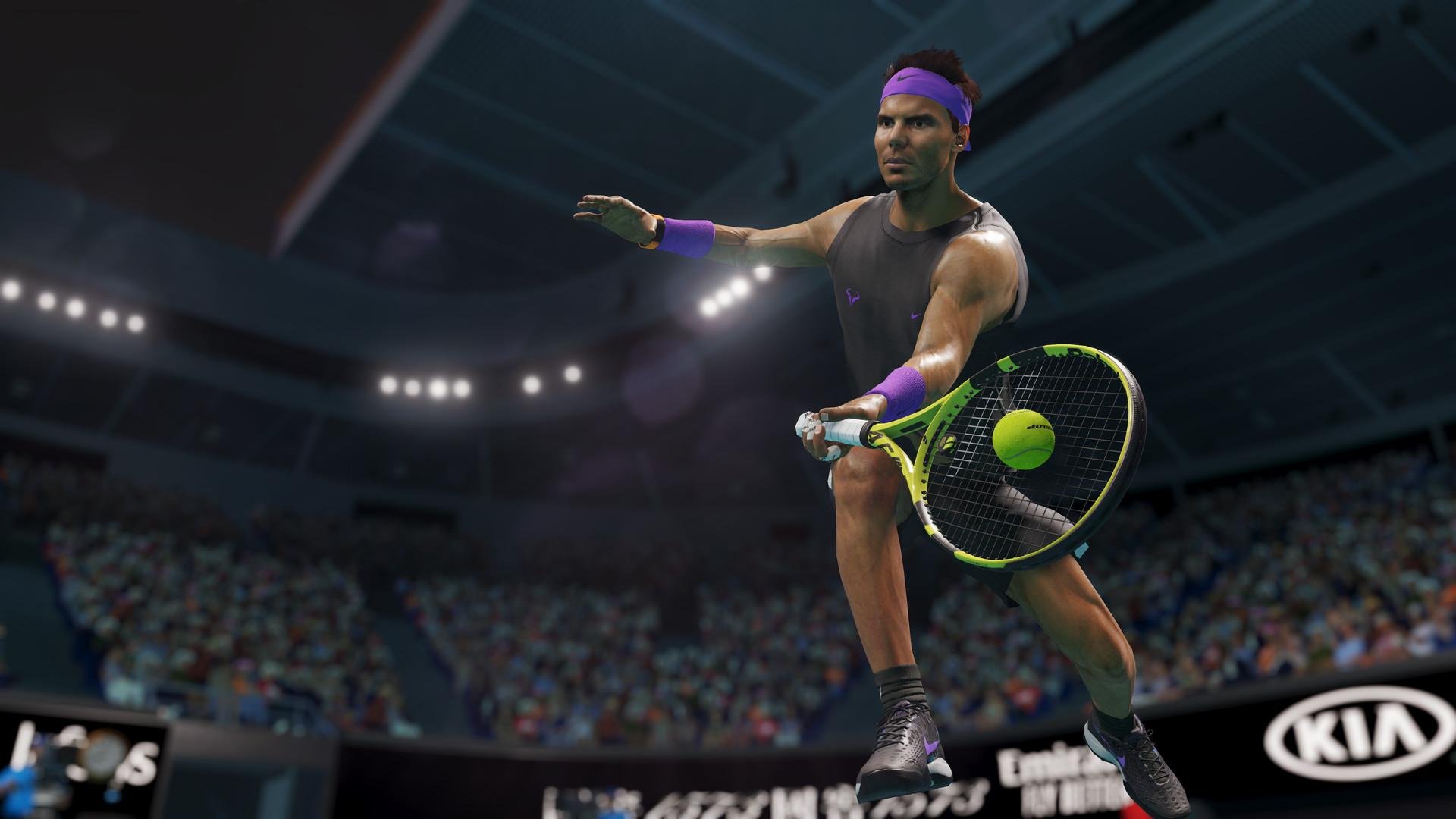 AO Tennis 2 (2020) PC | RePack от xatab