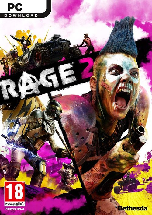 Rage 2  |  RePack By FitGirl