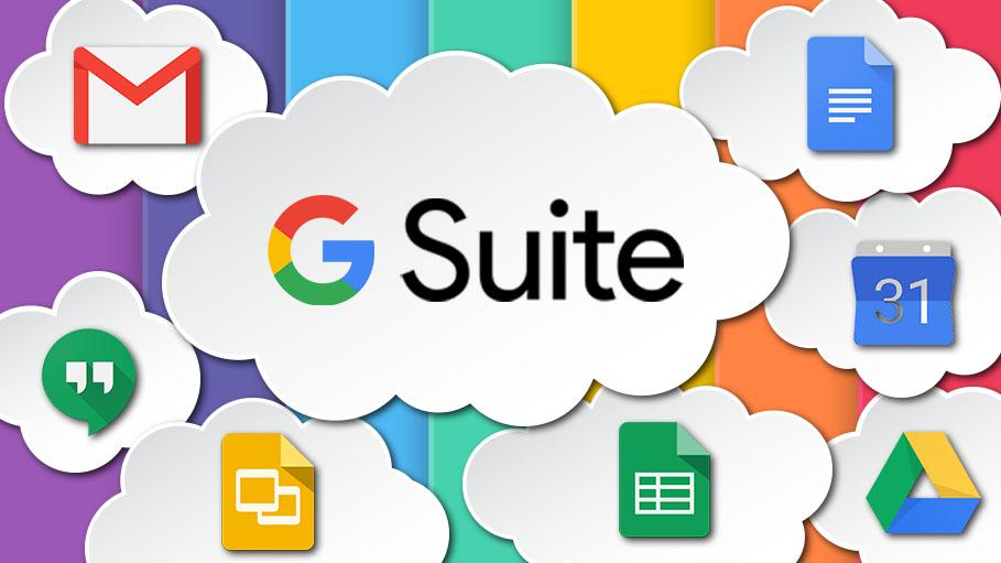 G suite ელ ფოსტის გამოყენება