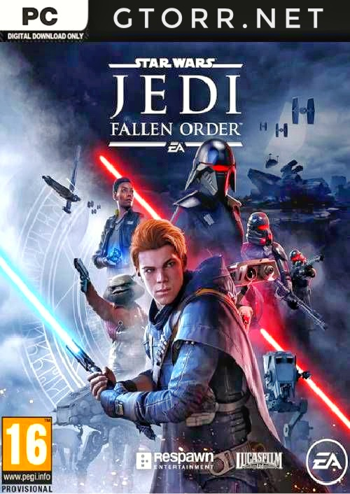 STAR WARS Jedi: Fallen Order | CODEX