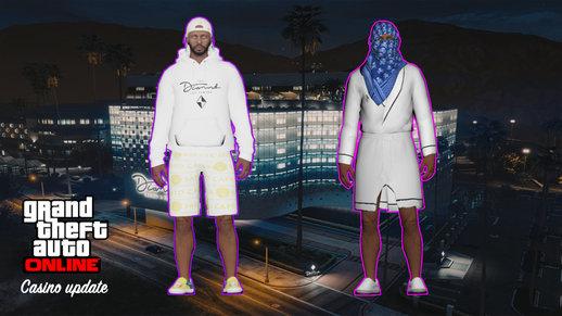 GTA V Online Skin Pack
