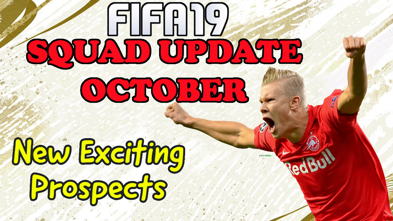 NSTALL FIFA 20 SQUAD UPDATE OCTOBER FOR FIFA 19 CPY