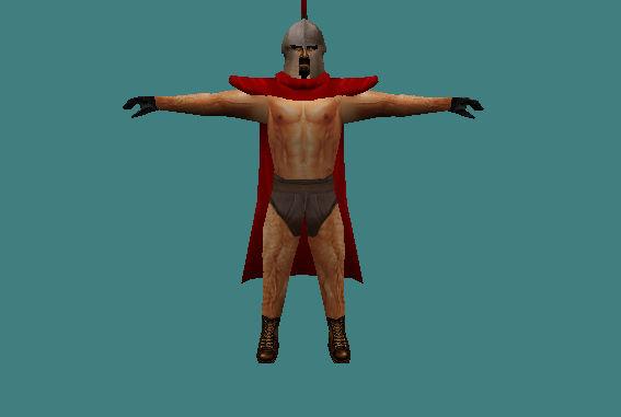 Sparta Player Model